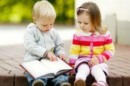 کودک-کتابخوان